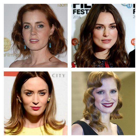 beleza-beauty-editor-acontece-golden-globe-award-2015-amy-adams-keira-knightley-jessica-chastain-emily-blunt-atrizes-indicadas-ok
