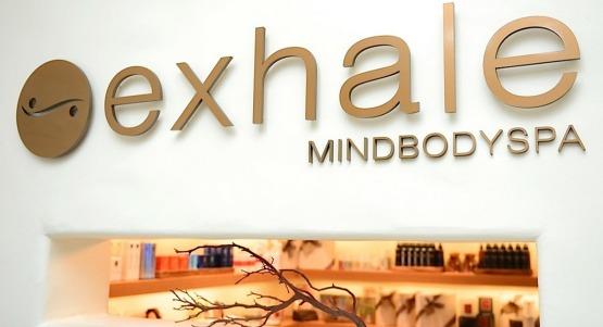 O Exhale, que já era famoso em Miami, inaugurou recentemente uma unidade dentro do The Ritz-Carlton Bal Harbour