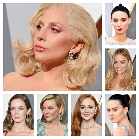beleza-beauty-editor-acontece-melhores-looks-de-beleza-do-oscar-2016-lady-gaga-rooney-mara-margot-robbie-daisy-ridley-sophie-turner-cate-blanchett-emily-blunt-abre