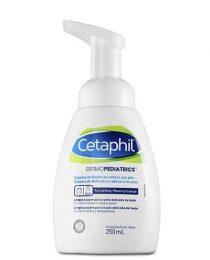 Cetaphil Dermopediatrics Espuma de Banho da Cabeça aos Pés