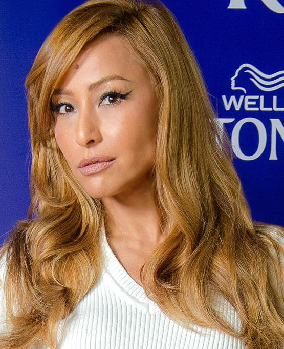 ef5d59dc574e8 Sabrina Sato volta a ser loira  confira o novo tom de cabelo da musa