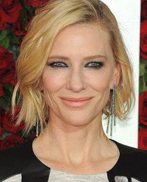 Sete looks de beleza com Cate Blanchett: hair e make para inspirar