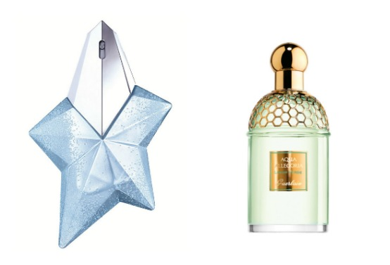beleza-beauty-editor-blog-das-convidadas-julia-fernandez-sobreposicao-de-perfumes-thierry-mugler-angel-eau-sucree-guerlain-acqua-allegoria-limon-verde