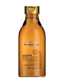Resenha de produto: L'Oréal Professionnel Nutrifier Shampoo