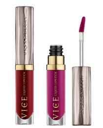 Resenha de produto: batom líquido Urban Decay Vice Lipstick