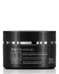 Resenha de produto: Amend Luxe Creations Extreme Treatment Máscara