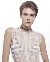 A cara da Dior: Cara Delevingne é nova porta voz da marca de beleza