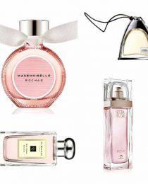 Perfumes florais à base de rosas: um passeio por esse jardim de fragrâncias