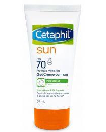 Protetor solar com cor para o rosto: três novas opções multifuncionais