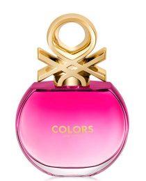 Resenha de produto: perfume floral frutado Benetton Colors Pink