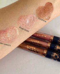 Plastic Glossy Bruna Tavares: gloss que dá efeito glitter na maquiagem