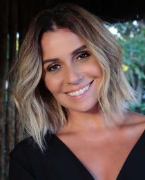 O novo cabelo de Giovanna Antonelli para a próxima novela das nove