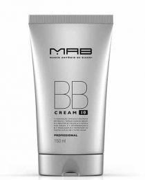 Resenha de produto: modelador e tratamento capilar MAB BB Cream 10