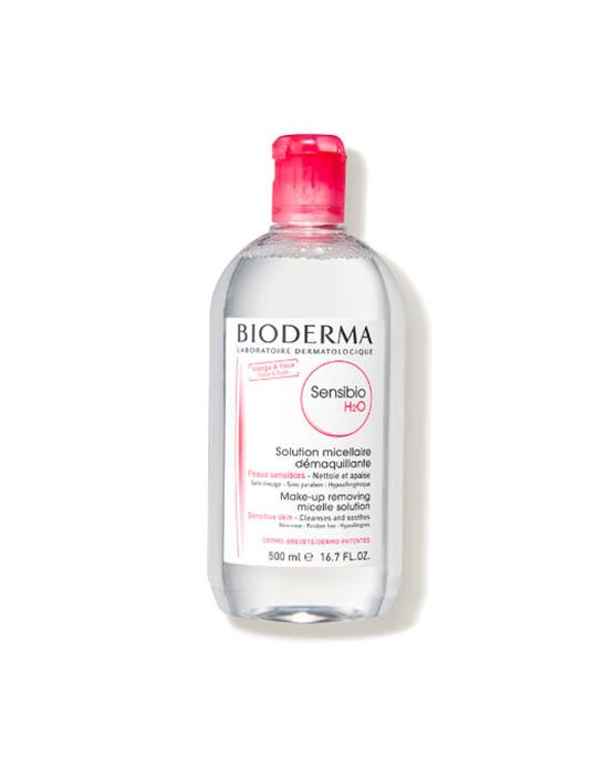 Bioderma agua micelar demaquilante
