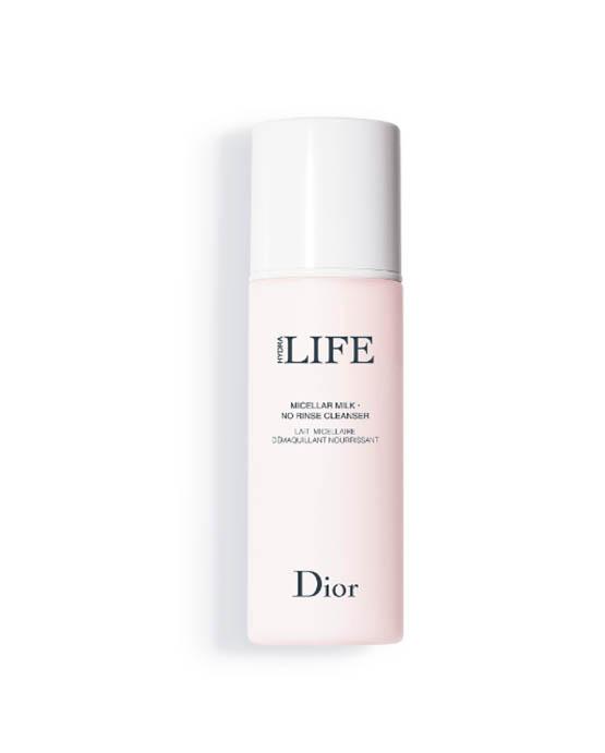 dior leite demaquilante hydra life
