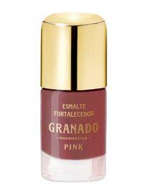 Resenha de produto: esmalte marrom avermelhado 5free Granado Isabella