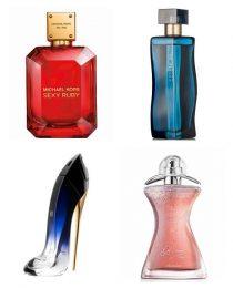 Novos perfumes de vários estilos: guia de presente para o Dia das Mães