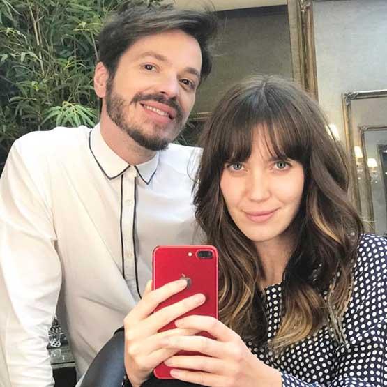 Nathalia Dill e Tiago Parente