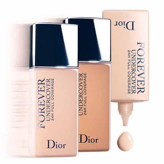 base de maquiagem Dior Forever Undercover