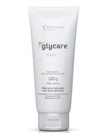 Resenha de produto: sabonete e máscara facial Mantecorp Glycare Duo