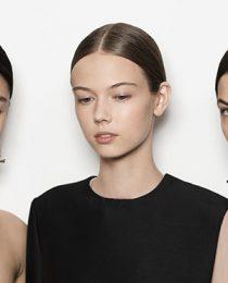 Maquiagem Dior: look de beleza focado na pele no desfile alta-costura