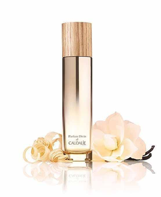 perfume delicado e luxuoso Caudalie