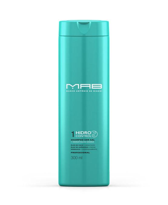 """""""shampoo hidratante com óleo de coco MAB"""""""