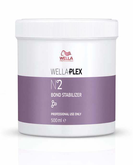 """tratamento plex Wellaplex para cabelo loiro"""