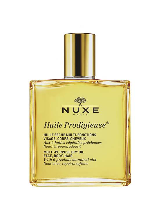 """""""óleo de tratamento para corpo e rosto Nuxe"""""""