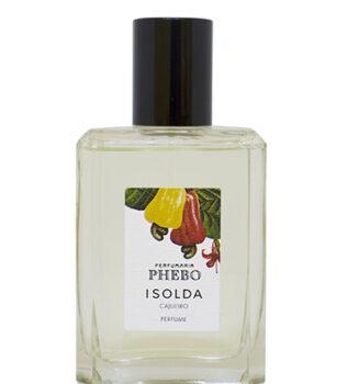 """perfume fresco Cajueiro Phebo Isolda"""