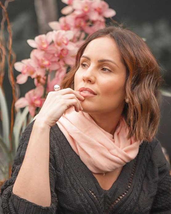 Escolhas de beleza blogueira Chris Castro
