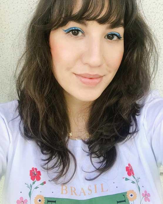 Amanda Britto blog Starving escolhas de beleza