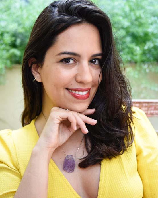 jornalista beleza natural Marcela Rodrigues