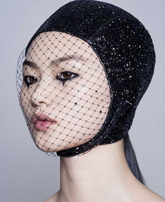 Maquiagem Peter Philips e cabelo Guido, Dior Haute Couture 2019