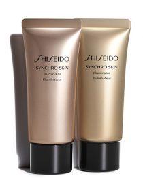 Resenha de produto: iluminador facial cremoso Shiseido Synchro Skin