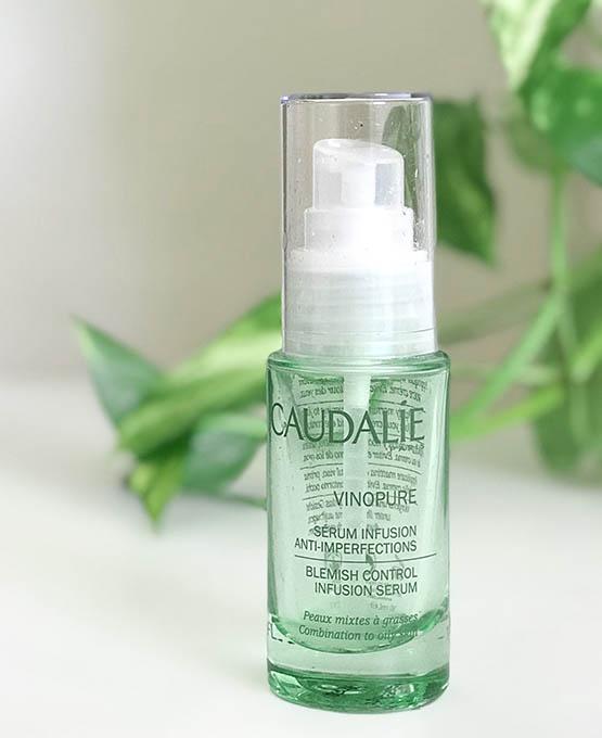 Tratamento para pele oleosa Caudalie