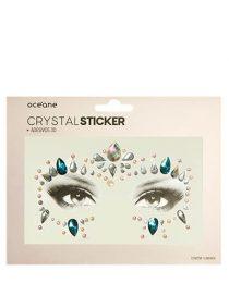 Resenha de produto: cristais adesivos para maquiagem Océane Crystal Sticker