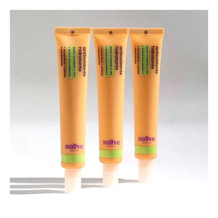Antioxidante hidratante Sallve com vitamina C
