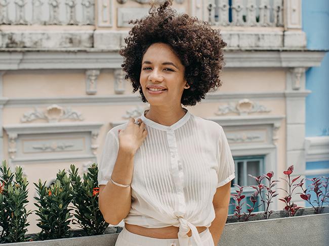 Mona Soares expert em cosmética natural