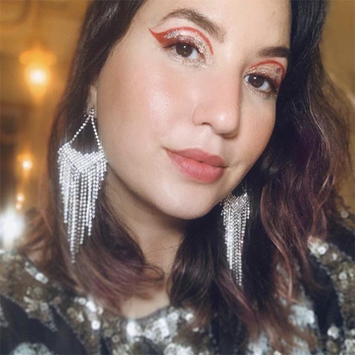 Amanda Britto blogger beleza e Carnaval