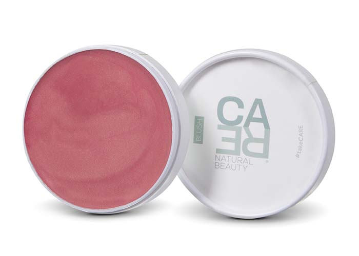 blush cremoso orgânico Care Natural Beauty