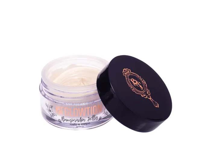 maquiagem para o corpo Bruna Tavares BT Glowtion