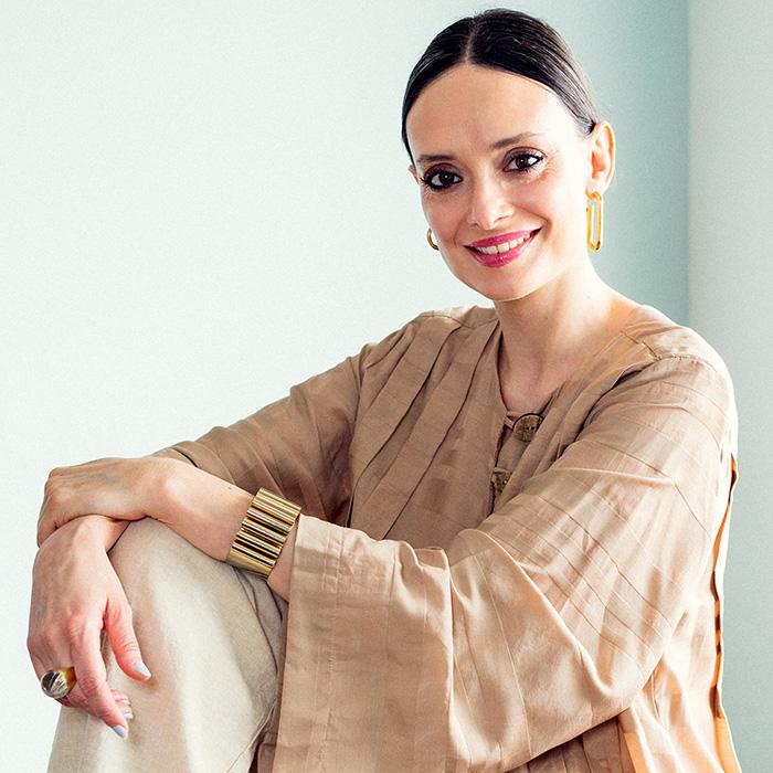 Vânia Goy jornalista especializada em beleza