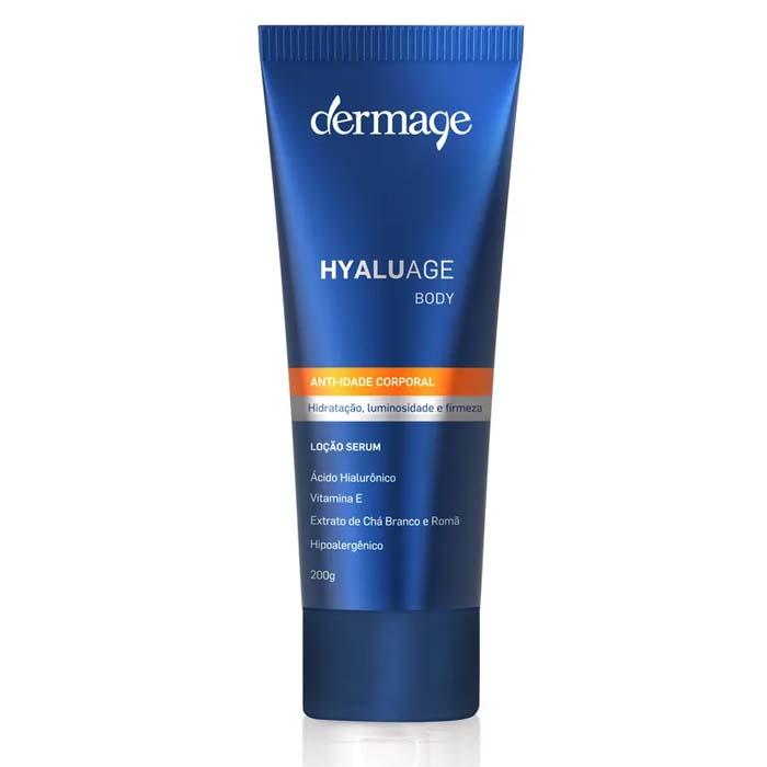 tratamento corporal com ácido hialurônico Dermage