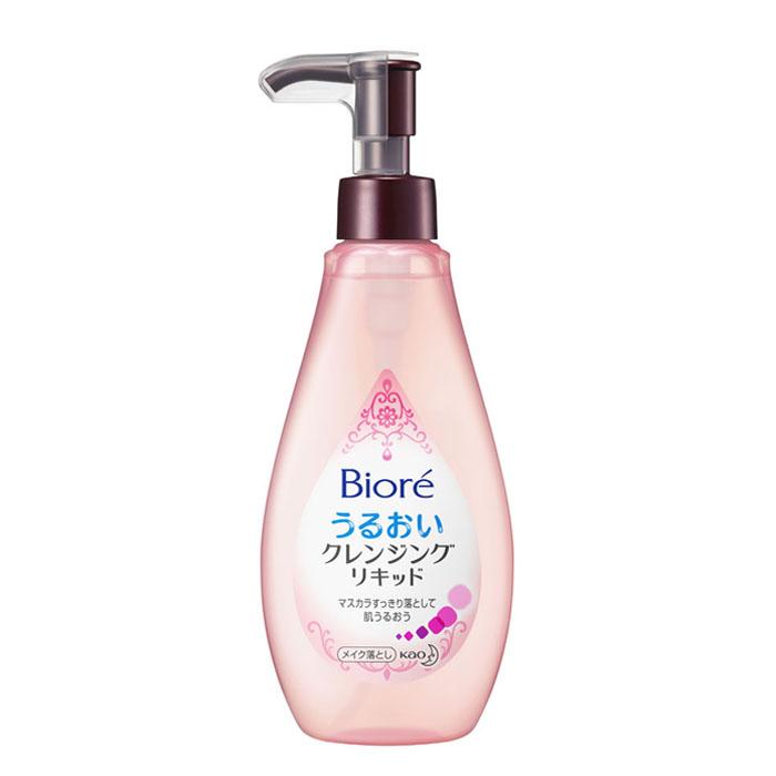 demaquilante em óleo Bioré melhores produtos para a pele