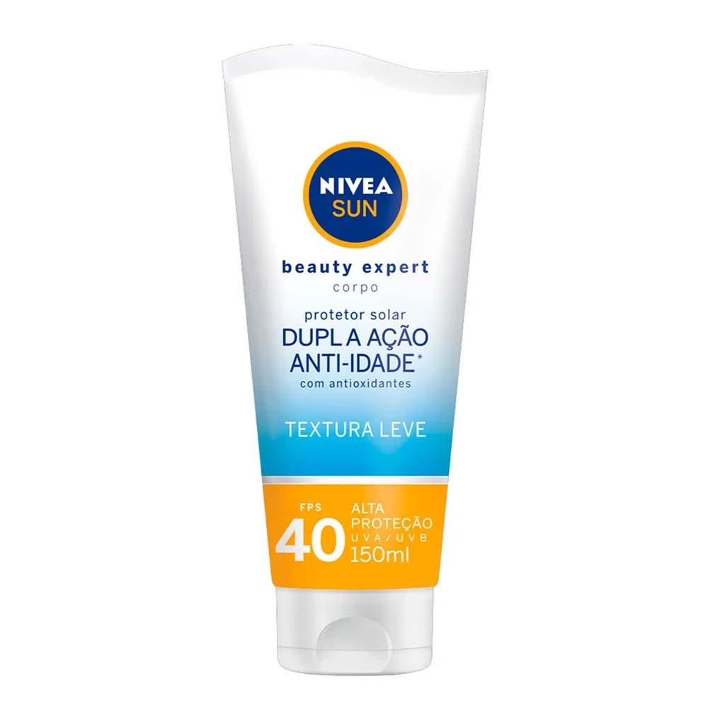 protetor solar corporal Nivea Expert