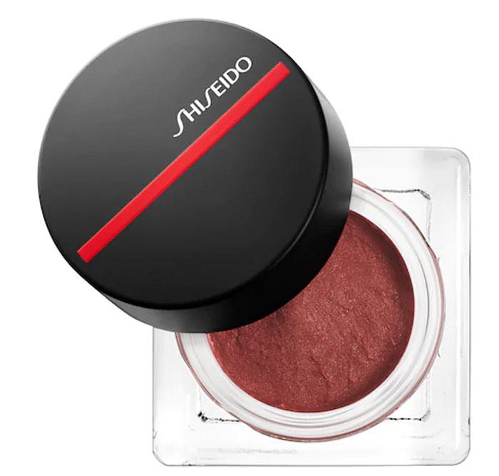 blush cremoso shiseido
