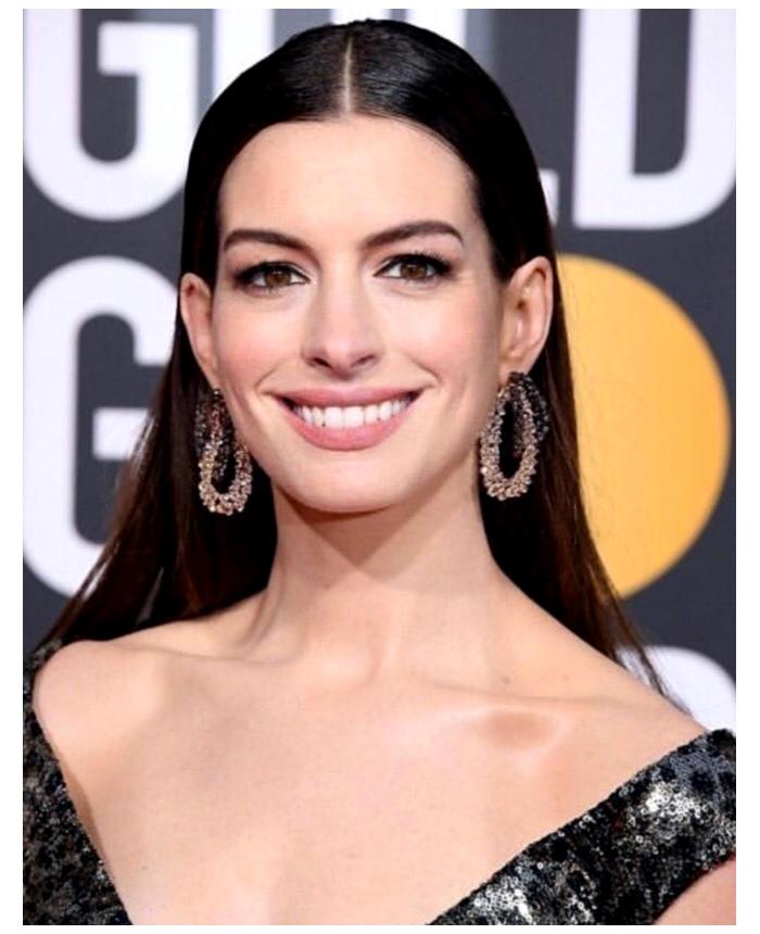 Melhores penteados e maquiagens Golden Globe 2020