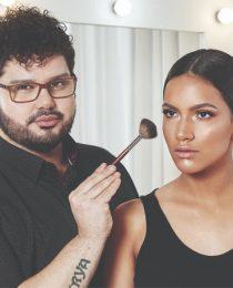 Tudo sobre Fabinho Gonçalves, maquiador da região de Rio Preto