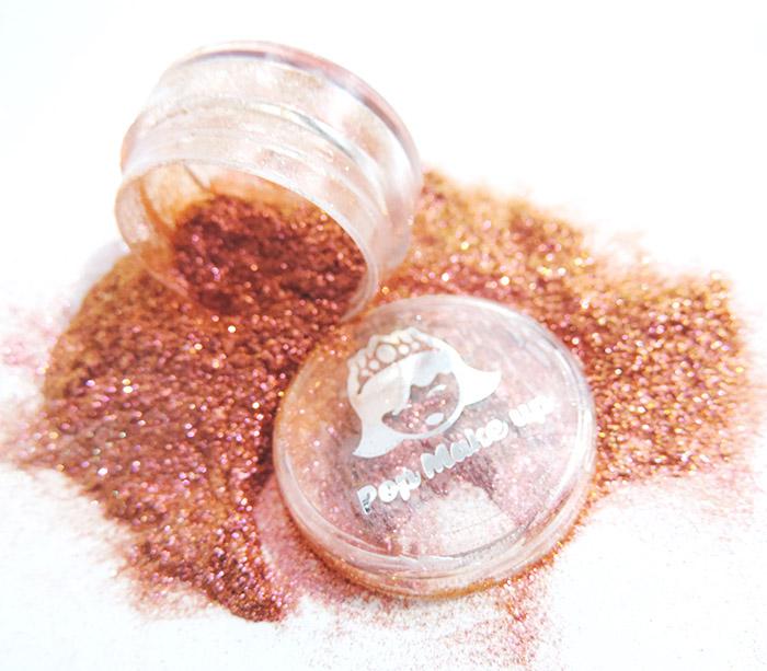 glitter livre de microplásticos Pop Make Up